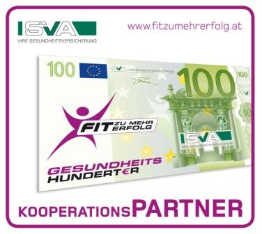 SVA Kooperationspartner Gesundheitshunderter